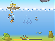 Click to Play Super Fishing