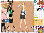 Click to Play Belts and Jewels Dress Up