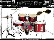 Click to Play Virtual Drums