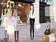 Click to Play Front of Shop Dressup