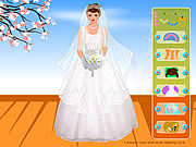 Click to Play Romantic Wedding Gowns