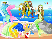 Click to Play Mermaid 2 Dress Up