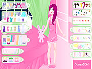 Click to Play Sleep Time Dressup