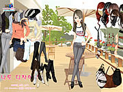 Click to Play Campus Girl Fashion