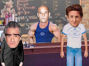 Click to Play Vin Diesel's Coffee Haus