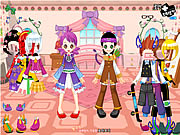 Click to Play Cute Kids Dress Up