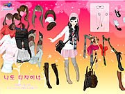 Click to Play Skirts Scarves Dress Up
