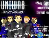 Click to Play Uniwar - The Lost Civilization