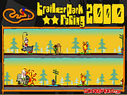Click to Play Trailer Park Racing 2000