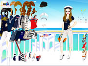 Click to Play Navy Girl Dress Up