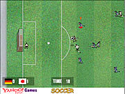 Click to Play Japan Soccer