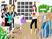Click to Play Terrace Dressup