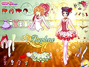 Click to Play Daphne Dressup