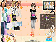 Click to Play Sweet Fashion Student