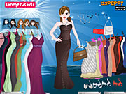 Click to Play Sandra Prom Party Dressup