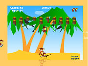 Click to Play Crazy Monkeys