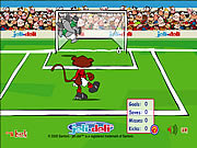 Click to Play Cheeky's Challenge