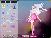 Click to Play Fairy Magic Dressup