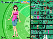 Click to Play Gemini Girl Dressup