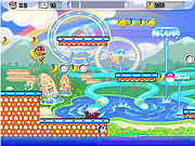 Click to Play Jumping Bananas 2