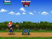 Click to Play Home Run Game