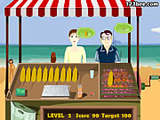 Click to Play Indian Corn Shop