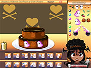 Click to Play Shaquita Halloween Cake Maker