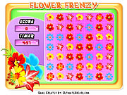 Click to Play Flower Frenzy