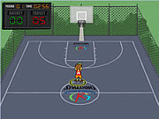 Click to Play Spalding Shoot Out