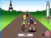 Click to Play Tour De France