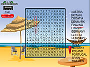 Click to Play Word Search Gameplay 7 - Europe