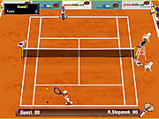 Click to Play Grandslam Tennis