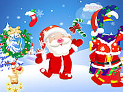 Click to Play Santa Claus is Coming to Town