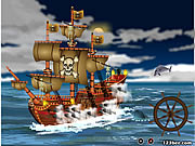 Click to Play Pirate Ship