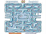 Click to Play Snow Maze