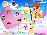 Click to Play Cupid Girl Dress Up