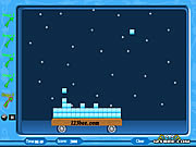 Click to Play Build the Ice Blocks