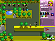 Click to Play Tower Defence - Generals