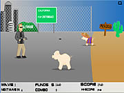 Click to Play Swine Flu Salvation