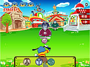 Click to Play Toon Town  - Town Shoot