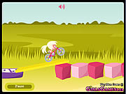 Click to Play Biking Beauty 2