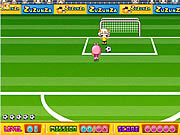 Click to Play Girl Soccer