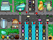 Click to Play Traffic Trouble
