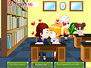 Click to Play Library Kiss