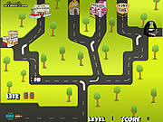 Click to Play Traffic Diversion