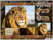 Click to Play Puzzle Safari