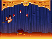 Click to Play Alladin - Wild Ride