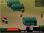 Click to Play Agent Combat