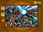Click to Play Spin N Set - Heroes