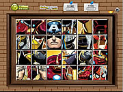 Click to Play Photo Mess - Marvel Avengers